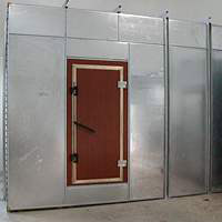 R.F. Shielded Room